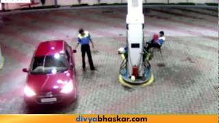 CCTV Footage: Two Girl Arrested With Liquor In Rajkot Investigation Latest News