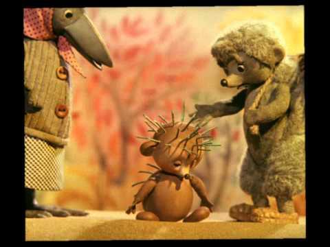 Пластилиновый ежик мультфильм смотреть онлайн бесплатно