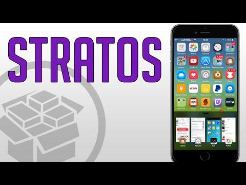 Stratos | Practico App Switcher y Mas funciones..