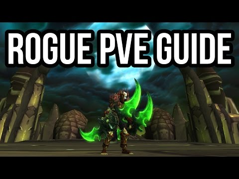Quick Combat Sword Rogue PvE Guide (2 4 3) [WoW TBC] - VidVui