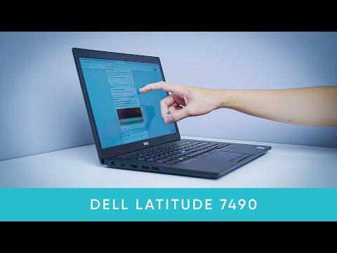 Laptop Cao Cấp Dành Cho Kỹ Sư CNTT, Doanh Nhân  - Dell Latitude 7490