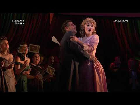 Olga Peretyatko — Couplets D'Olympia, Offenbach: Les Contes D'Hoffmann (Monte-Carlo, 31.01.2018)