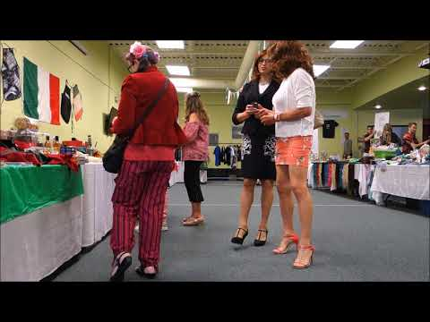 Crossdresser out in public from YouTube · Duration:  3 minutes 44 seconds