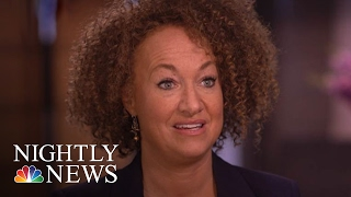 Rachel Dolezal: 'I Definitely Am Not White' | NBC Nightly News