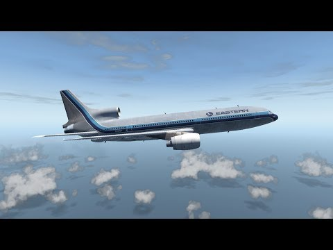 Total Engine Failure - Eastern Air Lines Flight 855
