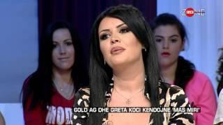 Zone e lire - Gold Ag dhe Greta Koci kendojne 'Mas miri'! (09 tetor 2015)