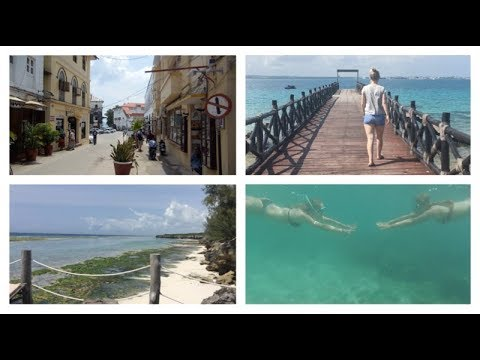 ZANZIBAR | Stone Town and Snorkelling | Part 4 | AFKE