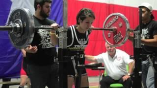 First Powerlifting meet! Texas Strength Classic