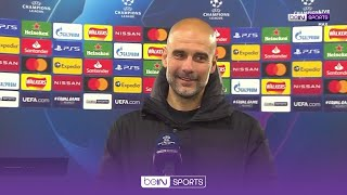 Pep Guardiola delighted to finally reach the UCL final with Man City