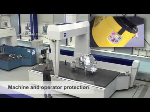 Large Bridge CMMs from ZEISS Industrial Metrology