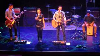 Boyce Avenue + Hannah Trigwell - Mirrors Cover Leeds City Varieties 23rd Sept 2013