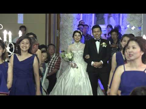 GAJEBO DANCE - ANDRY SHERLY WEDDING - MEDAN - INDONESIA