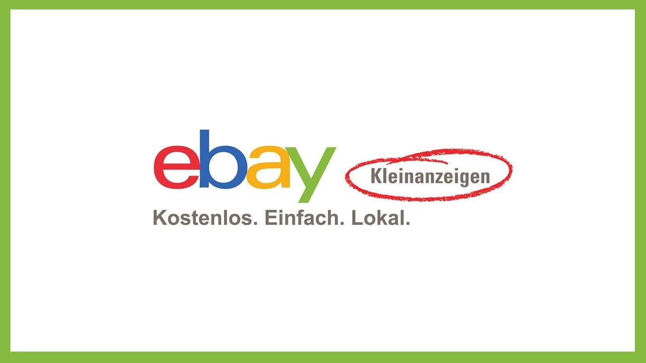 Ebay Kleineranzeige