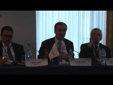 """""""Natural Gas as the Game Changer"""" - Energy Roundtable Part 2"""