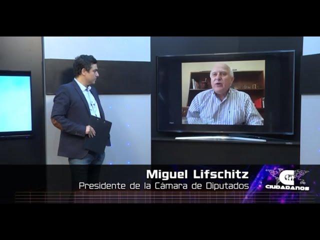 Miguel Lifschitz, ex gobernador de Santa Fe y diputado provincial (FPCyS) - Ciudadanos 01 11 2020