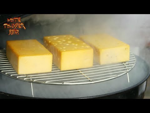 Cold Smoked Cheese | How To Smoke Cheese