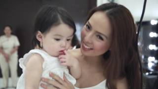 Andi and Baby Olivia Reyes MEGAstyle.ph Most Beautiful Digital Influencers