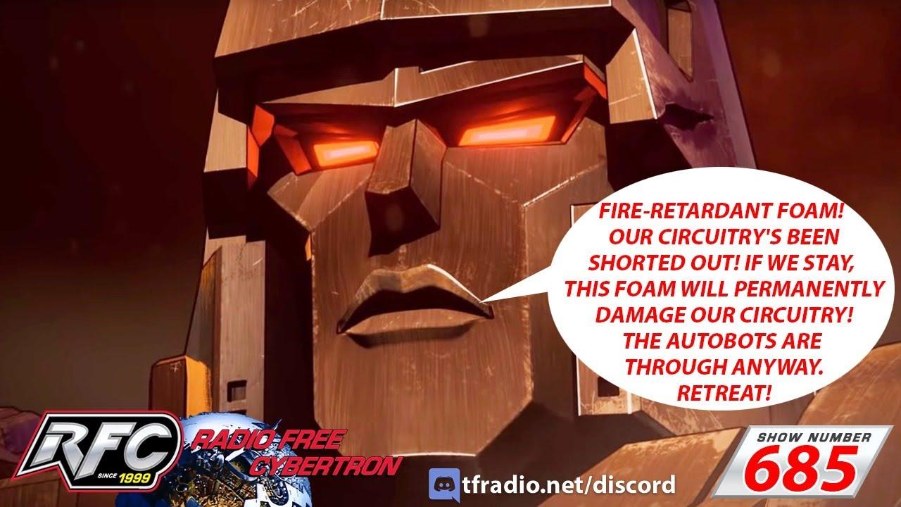Radio Free Cybertron 685 - Live Stream