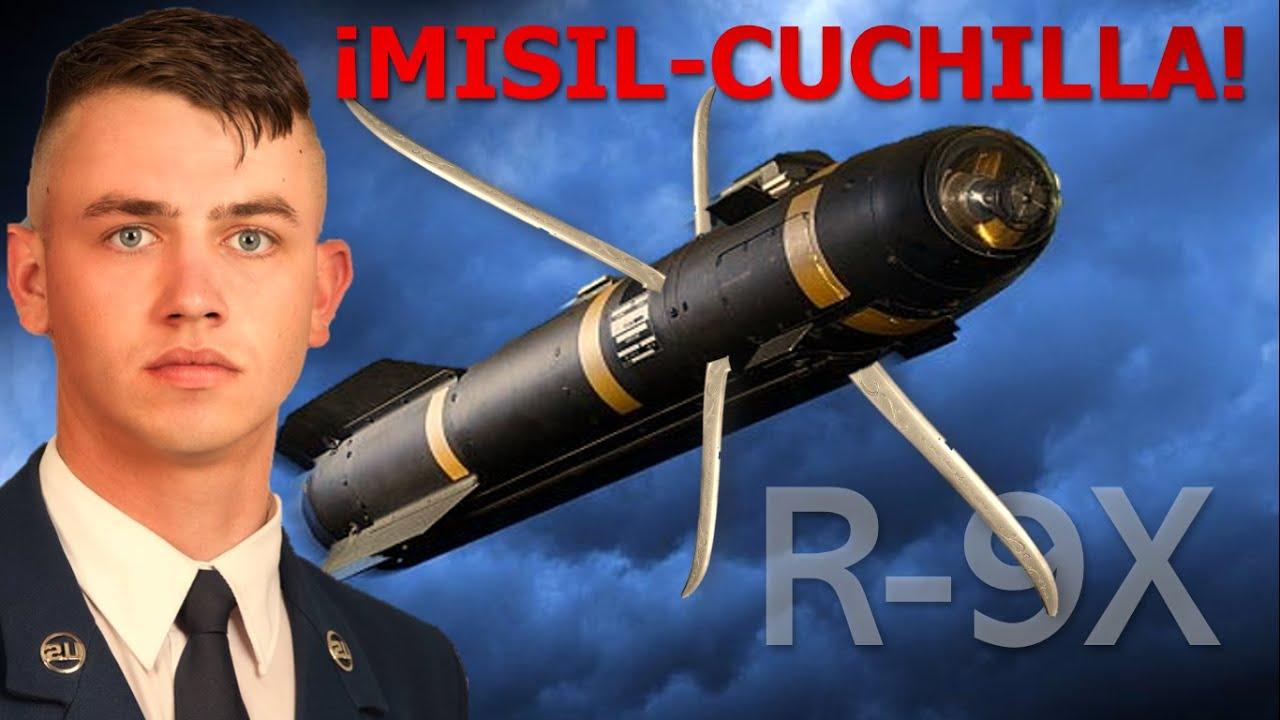 ¡El ÚNICO misil que ATACA con ESPADAS! | Hellfire R-9X | Análisis