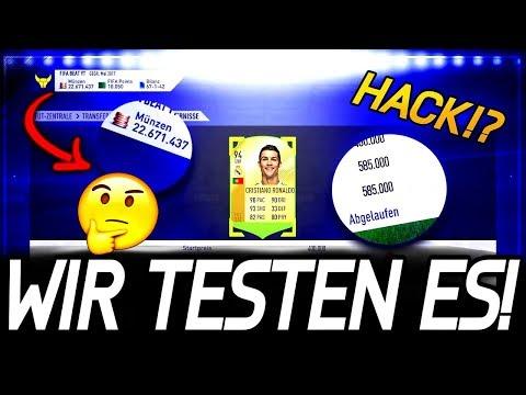 FIFA 18 COINS UND POINTS HACK - WIR TESTEN ES!