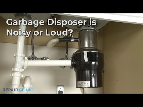 "Thumbnail for video ""Garbage Disposer Noisy? Garbage Disposer Troubleshooting """
