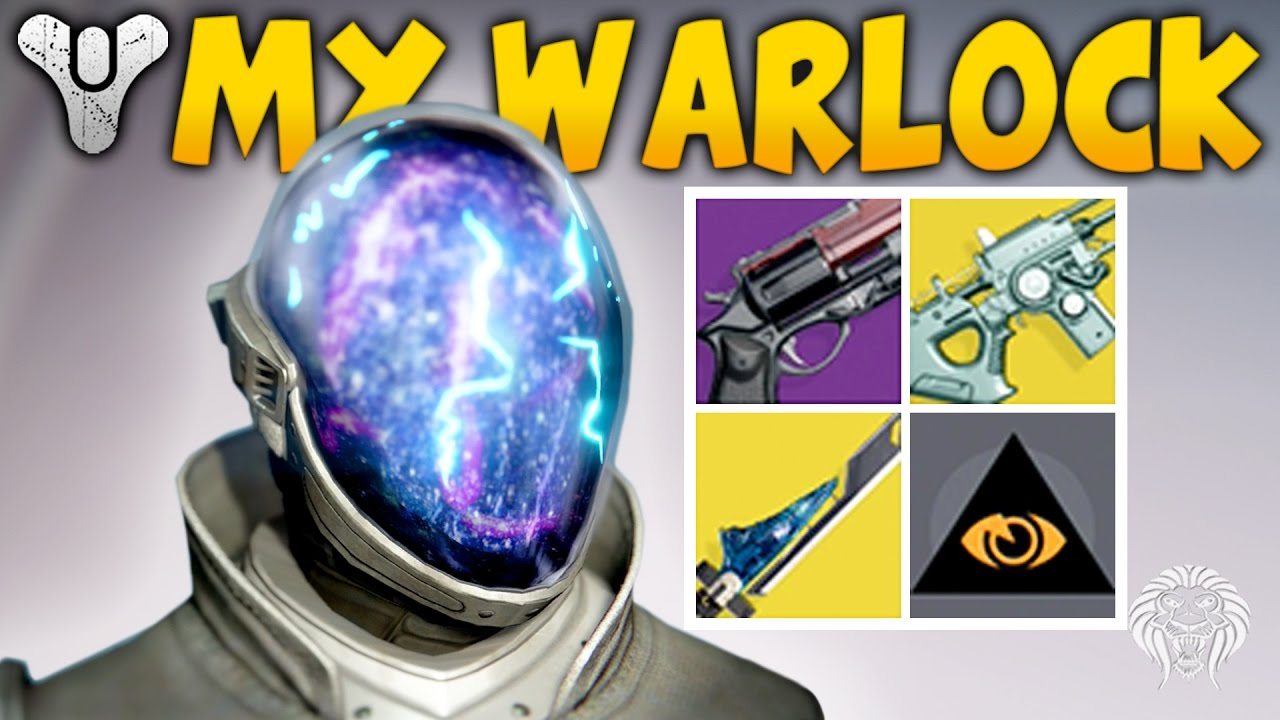Download Destiny: MY LEVEL 400 WARLOCK! Rarest Items, Favorite Exotics, Best Weapons & Armor (Rise of Iron)