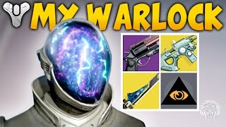 Destiny: my level 400 warlock! rarest items, favorite exotics, best weapons & armor (rise of iron)