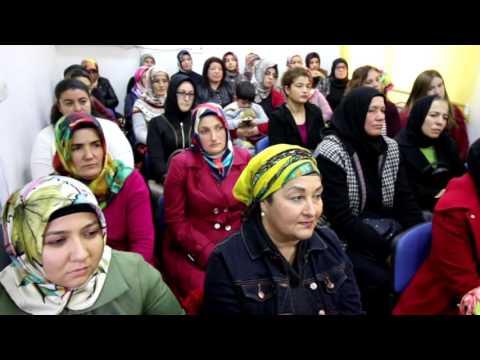 AK Parti Erdemli Kadın Kolları Yönetimi Açıklandı