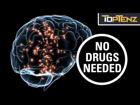 Top 10 Ways to MANIPULATE Your Brain WITHOUT DRUGS