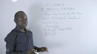 315 Mr Wambete Isaiah Communities and Environment  SCIENCE YEAR 9