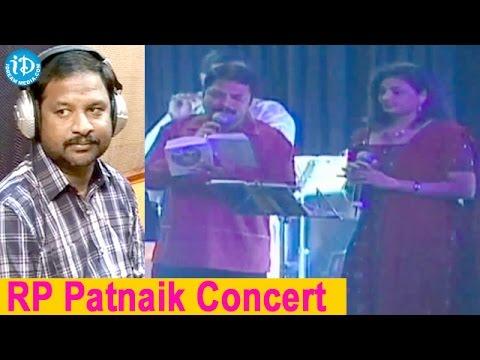 RP Patnaik, Usha - Nindu Godari Kada ee Prema Song @ RP Patnaik Concert