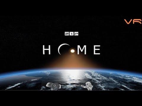 It's cold outside! HOME - A VR Spacewalk: Oculus Rift/BBC 🌍