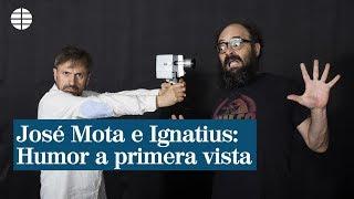 Ignatius y José Mota, humor a primera vista| EL MUNDO