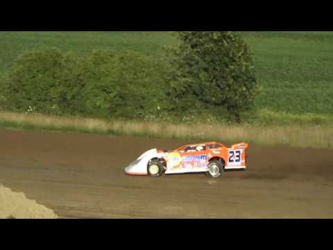 Time trials with Ryan VanderVeen at the Ethanol Series I-96 Speedway!.