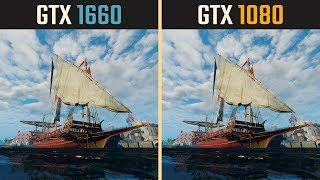 GTX 1660 vs. GTX 1080 (Test in 9 Games)