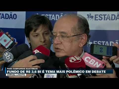 Fundo Eleitoral De R$ 3,6 Bi é Tema Mais Polêmico Em Debate