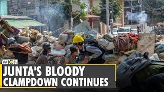 Myanmar Coup: 183 dead in Myanmar military crackdown | World English News| International Update