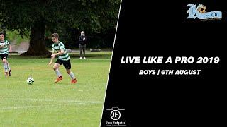 Live Like A Pro 2019   Boys   06/08/19