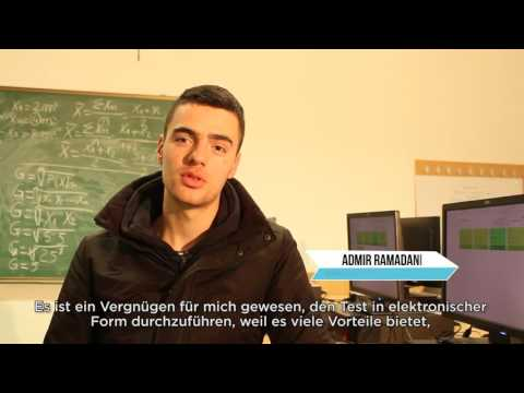 e-Education Kosovo - Digital matures pilot German