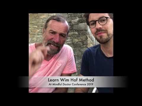 Mindful Doctor meets The Iceman