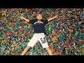 Toys in a Chest - Lego Hotel Fun