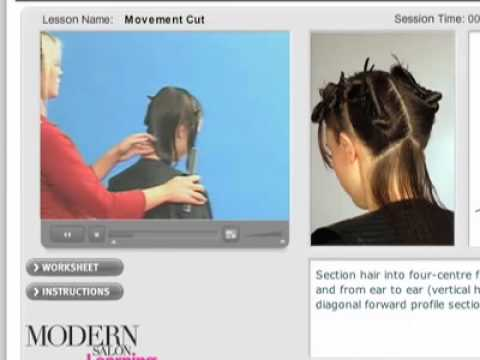 Movement Cut Online Salon Course