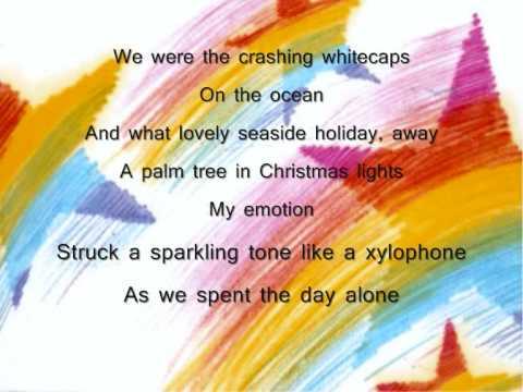 Owl City - Rainbow Veins - Lyrics