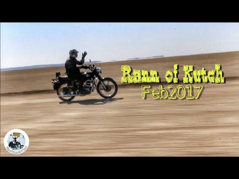 Ride to Runn of Kutch