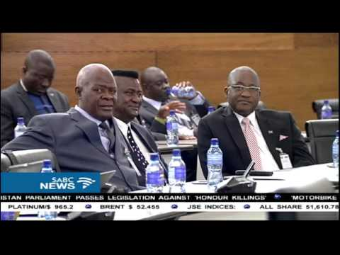 SA and Namibia to hold a Binational Commission