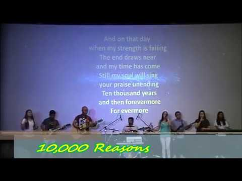 10,000 REASONS (cover)