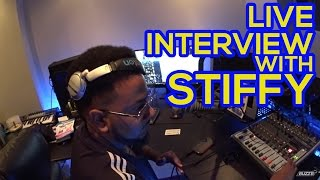 LIVE INTERVIEW WITH STIFFY