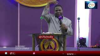 Mch: Daniel Mgogo -Waliokwenda shule wakaiacha shule shuleni