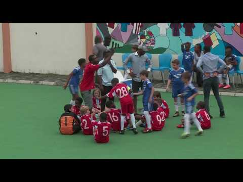 Football: Lagos Preparatory School vs French School Lycée Pasteur