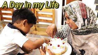A Lockday in my lifeBehind the scene video Dalgona cake preperationcake orderLunchEntri App